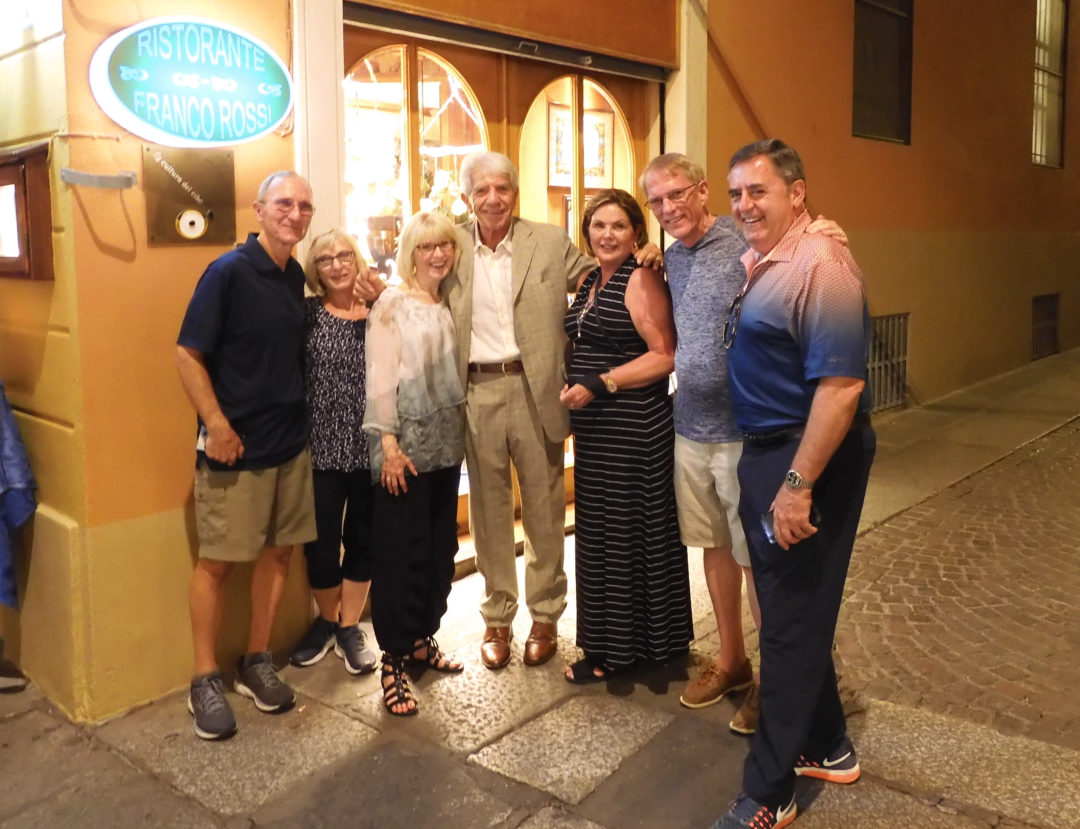 A Night in Bologna: Franco Rossi's Restaurant – Global ...